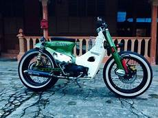 Honda C70 Modifikasi 2015 by Foto Modifikasi Honda C70 Cub Terbaru 2016