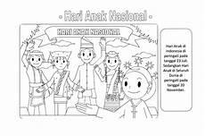 Sketsa Mewarnai Untuk Anak Evi Gustami