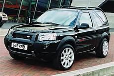 land rover freelander hardback from 2003 used prices