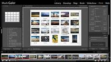 create a pdf contact sheet in lightroom s print module
