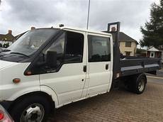 2001 Ford Transit Crew Cab Tipper Up Walsall Dudley