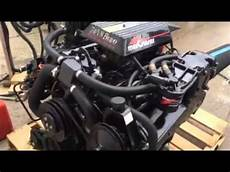 newly rebuilt 7 4 454 v8 marine engine with low hrs 5 13 15 youtube