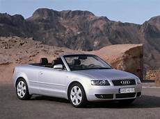 Fiche Auto Audi A4 B6 Cabriolet Auto Forever
