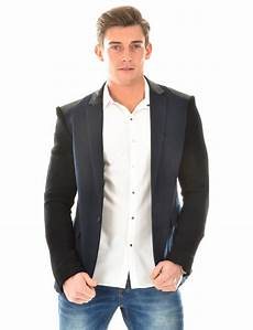 veste avec jean homme veste en