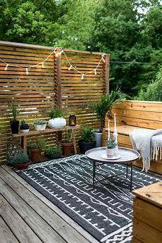 1001 Ideen F 252 R Terrassengestaltung Modern Luxuri 246 S Und