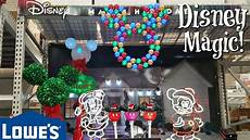 Decorations At Lowes by Shop With Me Lowes Decorations Disney 2017
