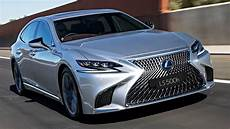 2020 lexus ls 500 hybrid new lexus luxury sedan