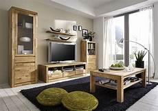 Moderne Massivholzmöbel In Eiche - wohnzimmer massivholz komplett massivholz m 246 bel in