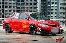 Evosonic Boom Mitsubishi Lancer Evolution 9