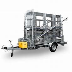 prix montage echafaudage m2 location echafaudage de fa 231 ade aluminium 88 m2 avec remorque echafaudages kiloutou
