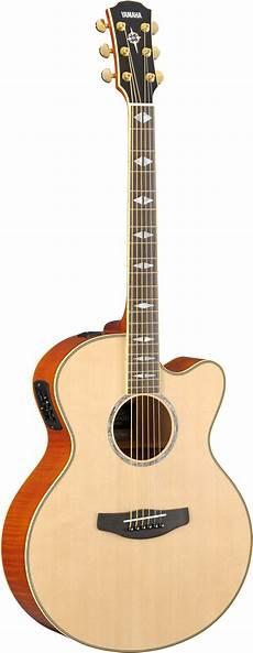 yamaha cpx1000 nt elektro akustik gitarre natur gitarre