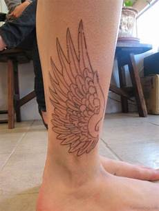 62 mind blowing wings tattoos on ankle