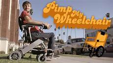 Pimp My Wheelchair Feat Zach Anner