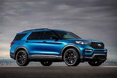 2020 ford explorer st suv uncrate