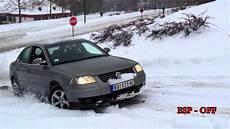 vw passat b5 5 4 motion in snow 1