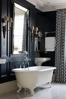 Black And Blue Bathroom Ideas Sleek Black Bathroom Designs Rotator Rod