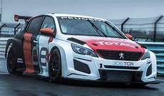 2018 peugeot 308 tcr race car unveiled