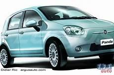 La Nouvelle Fiat Panda Arrive L Argus