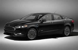 2018 Ford Fusion Energi Plug In Hybrid  Reviews Specs