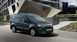 2014 Ford Transit Connect Unveiled New Compact Delivery Van