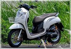 Modifikasi Scoopy 2019 by 2019 Modifikasi Scoopy Terbaru Babylook Thailook Stylish