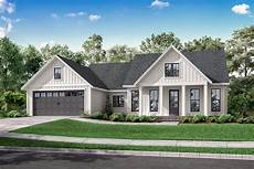 one story farmhouse house plans one story modern farmhouse plan with open concept living