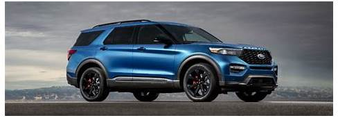 Pictures Of All Ten 2020 Ford Explorer Exterior Color Options