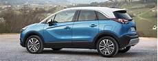 Opel Crossland X Information Prix Alternatives