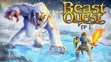 beast quest walkthrough gameplay part 1 nanook