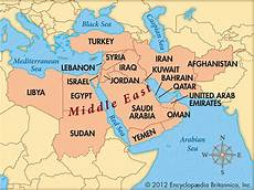 are the middle east and the near east the same thing britannica com