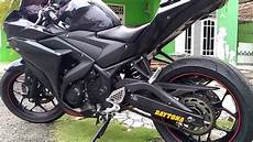 Modifikasi Yamaha R25 by Review Yamaha R25 Modif Part 1