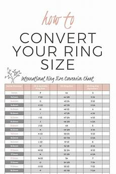convert your ring size with images nature inspired engagement ring ring sizes chart nature