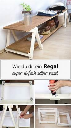 Diy Möbel Anleitung - diy regal regal bauen mit mini klappb 246 cken diy m 246 bel