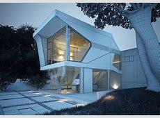 3D Modern House Exterior Design   CGTrader
