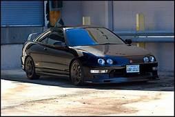 Acura Integra Type R Black  Cars Honda