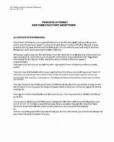 statutory power of attorney form new york edit fill sign online handypdf
