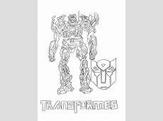 Transformers Kleurplaat : kleurplaat.ploo.fr