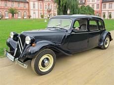 Auto Mieten Frankfurt - oldtimer als hochzeitsauto mieten citroen 11cv mit