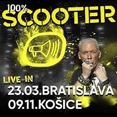 Scooter Tour 2019 Bratislava Ticketlive Naživo Je To