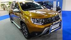 2019 Dacia Duster Prestige Sce 115 4wd Exterior And