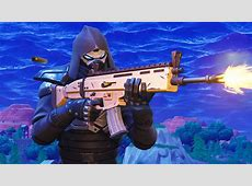 Enforcer Fortnite Season 6 4K, HD Games, 4k Wallpapers