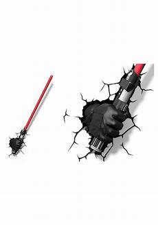 darth vader light saber 3d light star wars