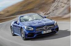 2017 Mercedes Sl Leaked Ahead Of Los Angeles Auto Show
