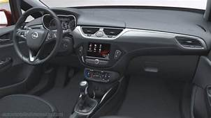 Opel Corsa 3p 2015 Dimensions Boot Space And Interior