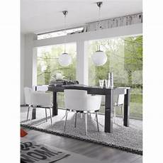 Table Salle A Manger Design Table De Salle 224 Manger Design Laqu 233 E Grise Matelpro