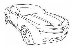 Vintage Camaro Cars Coloring Pages  Best Place To Color