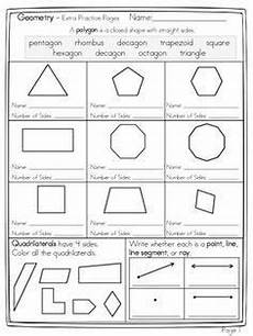 geometric pattern worksheets 3rd grade 567 name the polygon and decompose shapes math notebooks second grade math fourth grade math