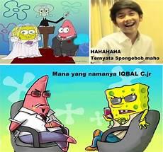 Wla Bloggerian Kumpulan Gambar Gokil Spongebob Part 2