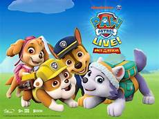 Paw Patrol Nickelodeon Malvorlagen Nickalive Paw Patrol Live Race To The Rescue Announces