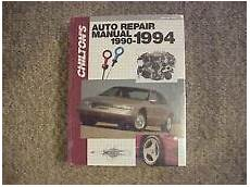 what is the best auto repair manual 1994 suzuki swift parking system auto repair manual 1990 94 by chilton automotive books ebay